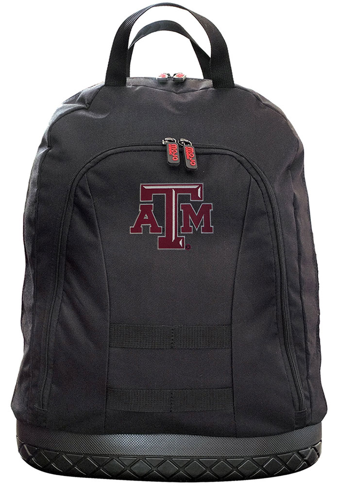 Texas A&M Aggies Black 18 Tool Backpack - Image 1