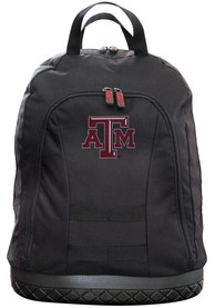 Texas A&M Aggies 18 Tool Backpack - Black