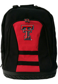 Texas Tech Red Raiders 18 Tool Backpack - Red