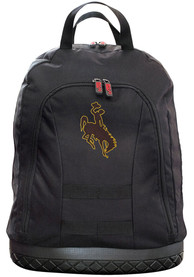 Wyoming Cowboys 18 Tool Backpack - Black