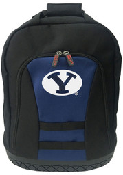 BYU Cougars 18 Tool Backpack - Navy Blue