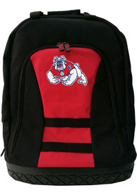 Fresno State Bulldogs 18 Tool Backpack - Red