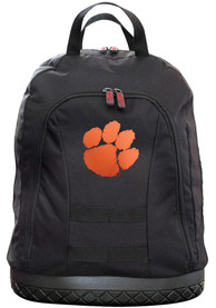 Clemson Tigers 18 Tool Backpack - Black