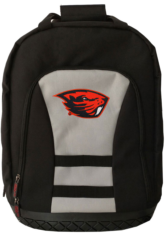 Oregon State Beavers Grey 18 Tool Backpack - Image 1