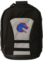 Boise State Broncos Grey 18 Tool Backpack