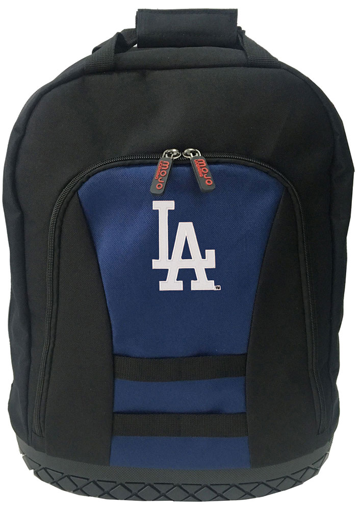 Los Angeles Dodgers Navy Blue 18 Tool Backpack - Image 1