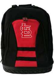 St Louis Cardinals 18 Tool Backpack - Red