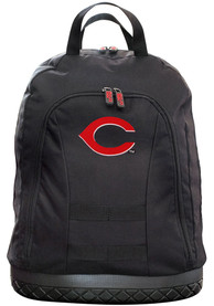 Cincinnati Reds 18 Tool Backpack - Black