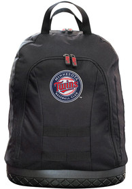 Minnesota Twins 18 Tool Backpack - Black
