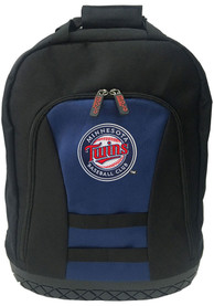 Minnesota Twins 18 Tool Backpack - Navy Blue
