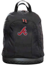 Atlanta Braves 18 Tool Backpack - Black