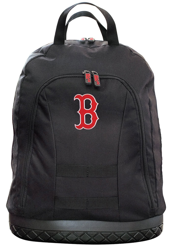Boston Red Sox Black 18 Tool Backpack - Image 1