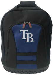 Tampa Bay Rays 18 Tool Backpack - Navy Blue