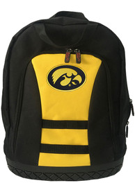 Iowa Hawkeyes 18 Tool Backpack - Yellow