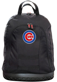 Chicago Cubs 18 Tool Backpack - Black