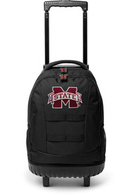 Mississippi State Bulldogs 18 Wheeled Tool Backpack - Maroon