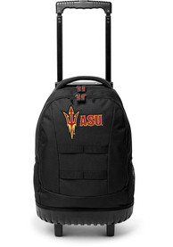 Arizona State Sun Devils 18 Wheeled Tool Backpack - Yellow