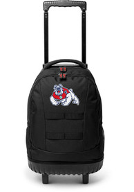 Fresno State Bulldogs 18 Wheeled Tool Backpack - Red