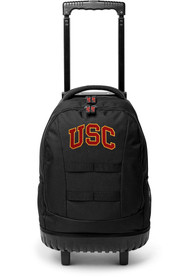 USC Trojans 18 Wheeled Tool Backpack - Red