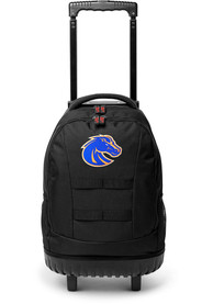 Boise State Broncos 18 Wheeled Tool Backpack - Blue