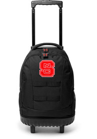 NC State Wolfpack 18 Wheeled Tool Backpack - Red
