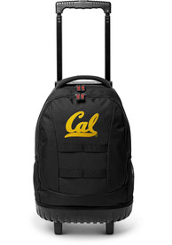 Cal Golden Bears 18 Wheeled Tool Backpack - Navy Blue