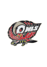Temple Owls Team Color Pin