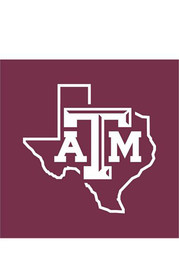 Texas A&M Aggies Beverage 16 Pack Napkins