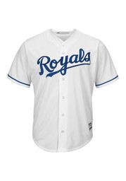 KC Royals Mens Majestic Replica Cool Base Jersey Jersey