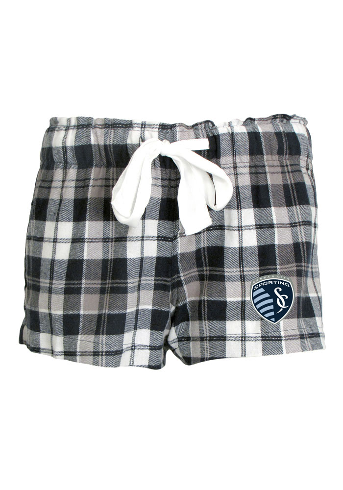 Sporting Kansas City Womens Navy Blue Reign Boxers Boxers - Image 1