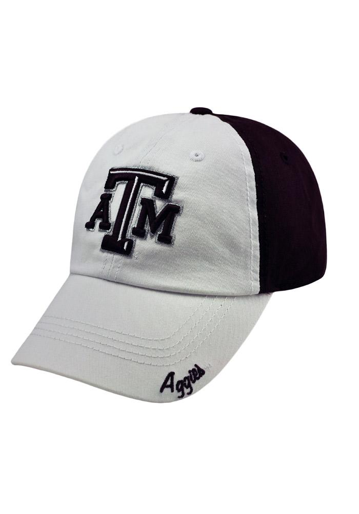 Top of the World Texas A&M Aggies Maroon Moxie Womens Adjustable Hat - Image 1