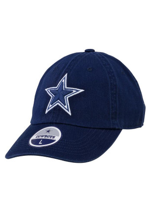 Dallas Cowboys Mens Navy Blue Navy Star Legend Fitted Hat