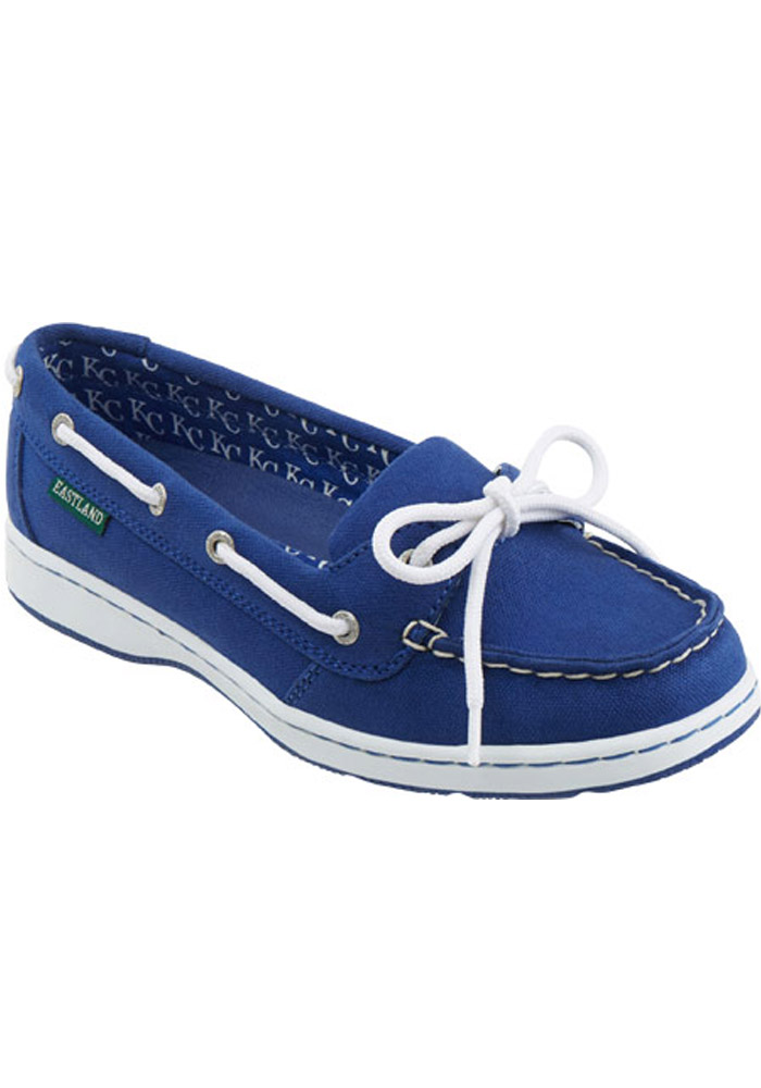 Kansas City Royals Blue Sunset Womens Shoes - Image 1