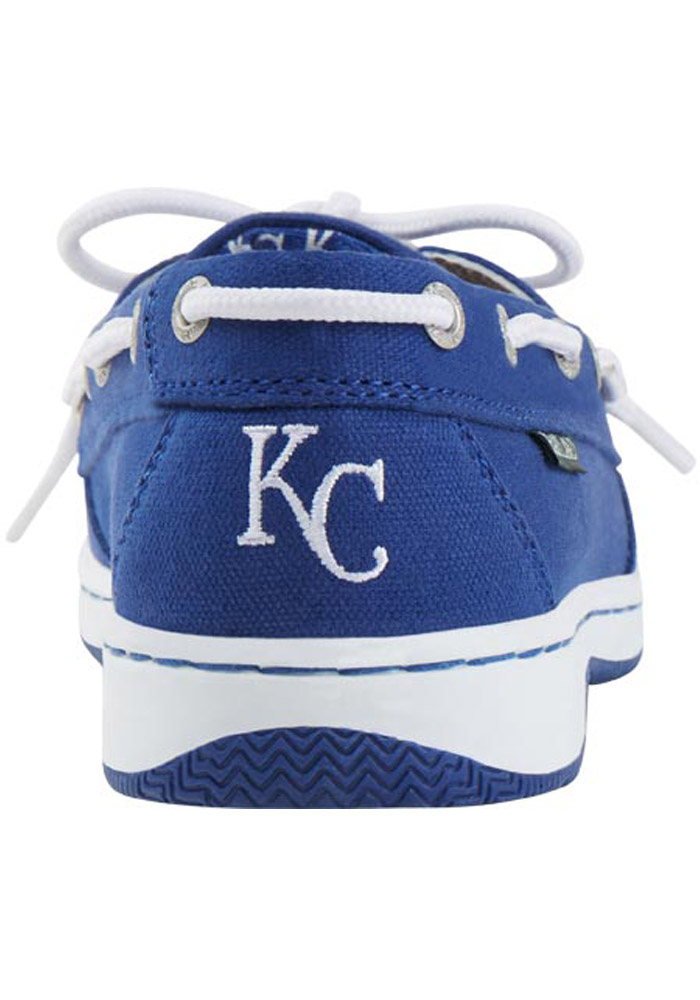 Kansas City Royals Blue Sunset Womens Shoes - Image 3