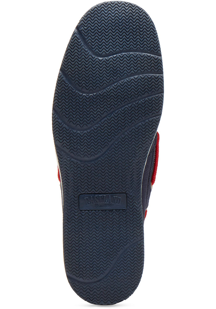 Boston Red Sox Navy Blue Solstice Canvas Boat Womens Shoes - Image 3