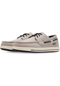 Chicago White Sox Adventure Canvas Boat Shoes - Grey