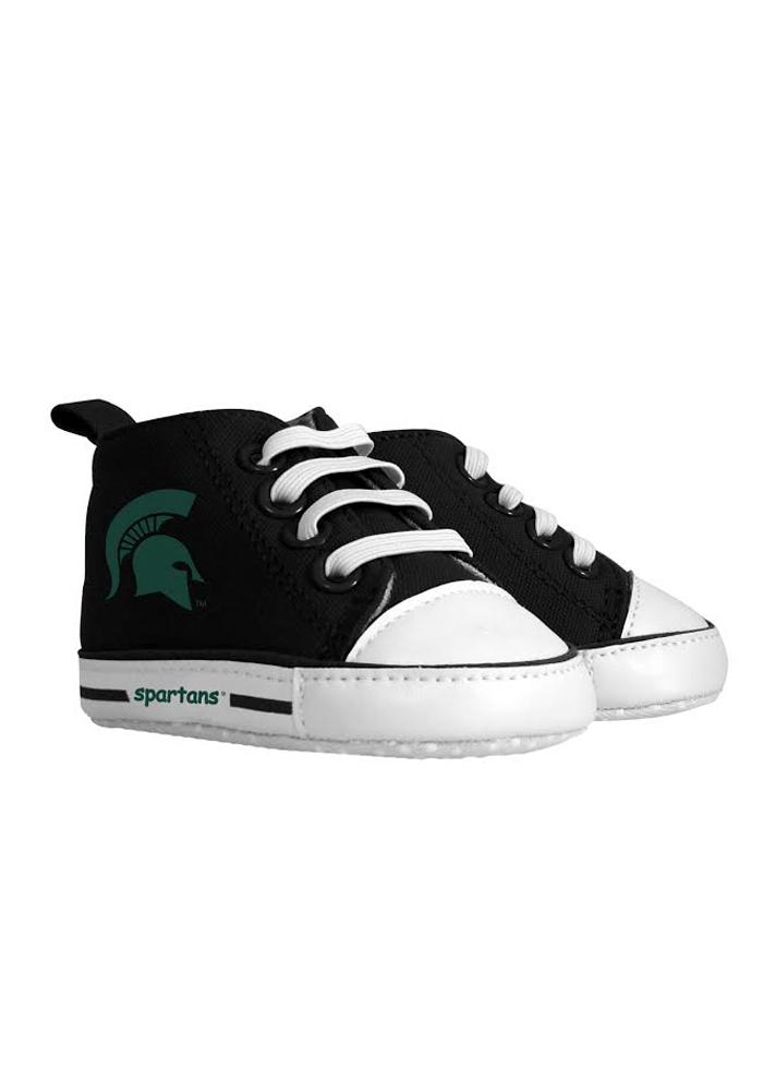 Michigan State Spartans Slip On Baby Shoes - Image 1