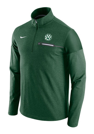 Nike NW Mo State Bearcats Mens navy Elite Coaches 1/4 Zip Pullover