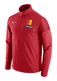 Nike Pitt State Gorillas Red Elite Coaches 1/4 Zip Pullover