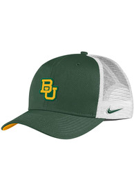 Baylor Bears Nike Aero C99 Trucker Adjustable Hat - Green
