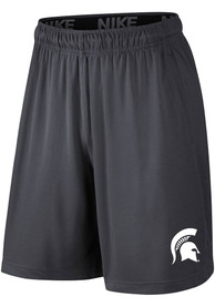 Michigan State Spartans Nike Fly 2.0 Shorts - Grey