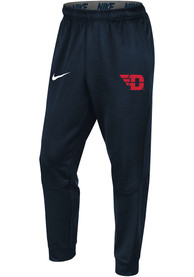 Dayton Flyers Nike Therma Tapered Pants - Navy Blue