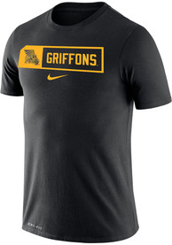 Missouri Western Griffons Nike Legend T Shirt - Black