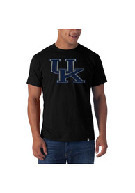 47 Kentucky Wildcats Black Flanker Fashion Tee