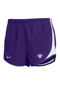 Nike West Chester Golden Rams Juniors Purple Tempo Shorts