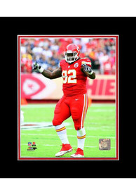 Dontari Poe Kansas City Chiefs Matted Player Photo Unframed Poster