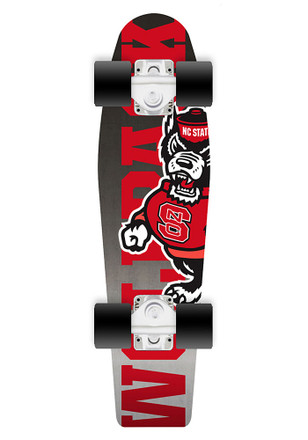 NC State Wolfpack Goby Skateboard