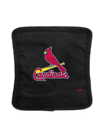 St Louis Cardinals Luggage Handle Wrap Luggage Tag - Red