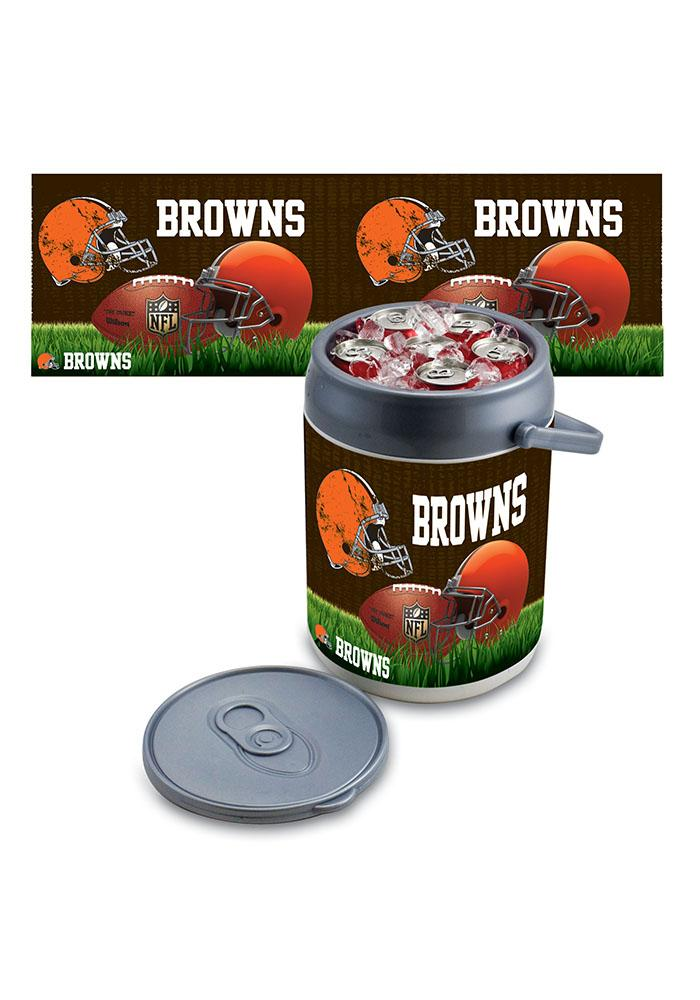 Cleveland Browns 16 x 10 x 12 Can Cooler Cooler - Image 1