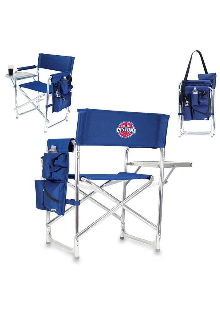 Detroit Pistons 33x5x21 Folding Chair - Image 1